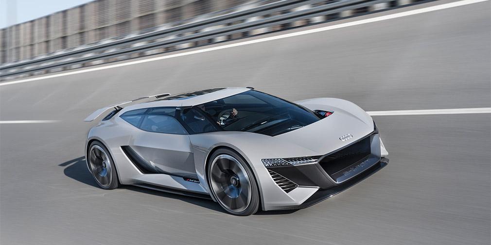 Audi показала предвестника нового суперкара 1