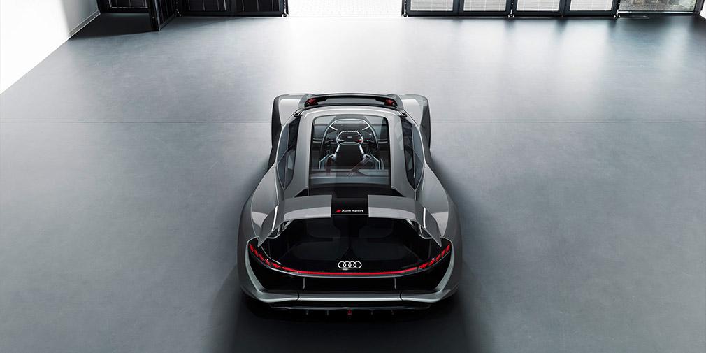 Audi показала предвестника нового суперкара 3