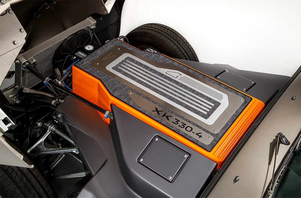 Jaguar начнет производство электрокаров в кузове от E-Type 3