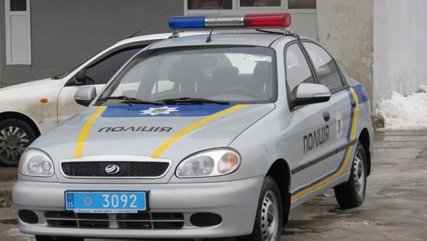 Украинских полицейских пересадили на отечественные автомобили 1