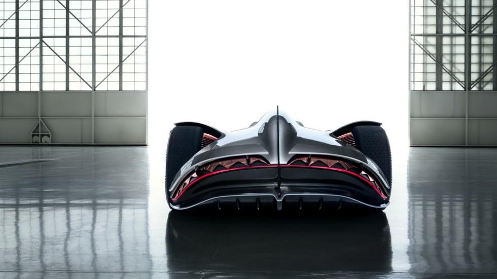 Mercedes-Benz построил 740-сильную «Серебрянную стрелу» 2