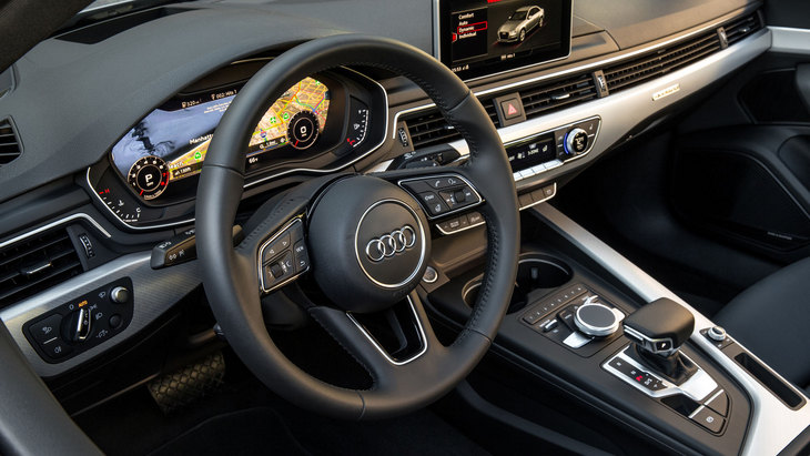 Audi сняла с продаж в США автомобили с «механикой» 1