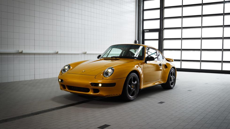 Porsche Project Gold: рестомоду запрещен выезд на дороги общего пользования 1