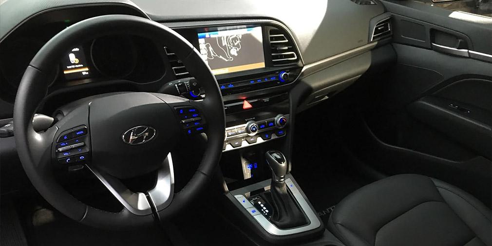 Компания Hyundai представила обновленный седан Elantra 3