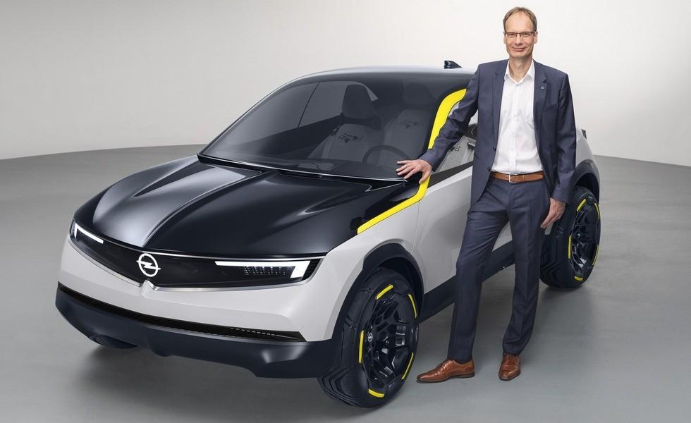 Opel показал предвестника будущих моделей 1