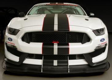 Всем моделям Ford достанутся настройки от Mustang FP350S 1