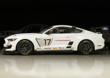 Всем моделям Ford достанутся настройки от Mustang FP350S 2