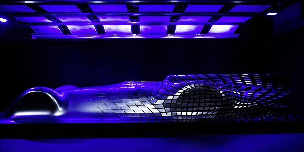 Электрический гиперкар Mercedes показали на видео 1