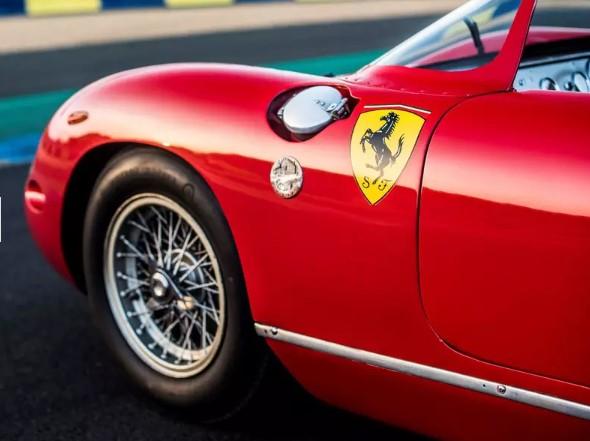 Дважды побеждавший в «Ле-Мане» Ferrari пустят с молотка 1