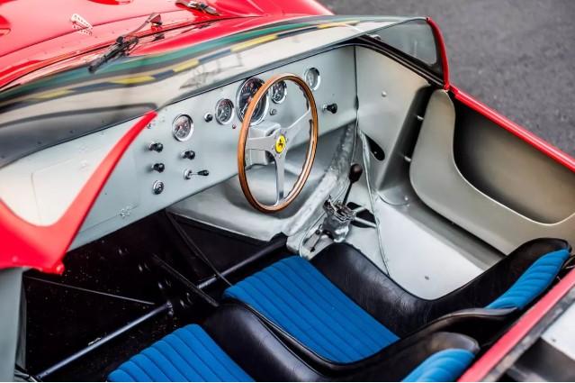 Дважды побеждавший в «Ле-Мане» Ferrari пустят с молотка 2