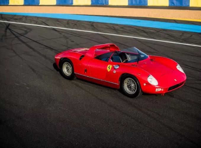 Дважды побеждавший в «Ле-Мане» Ferrari пустят с молотка 3
