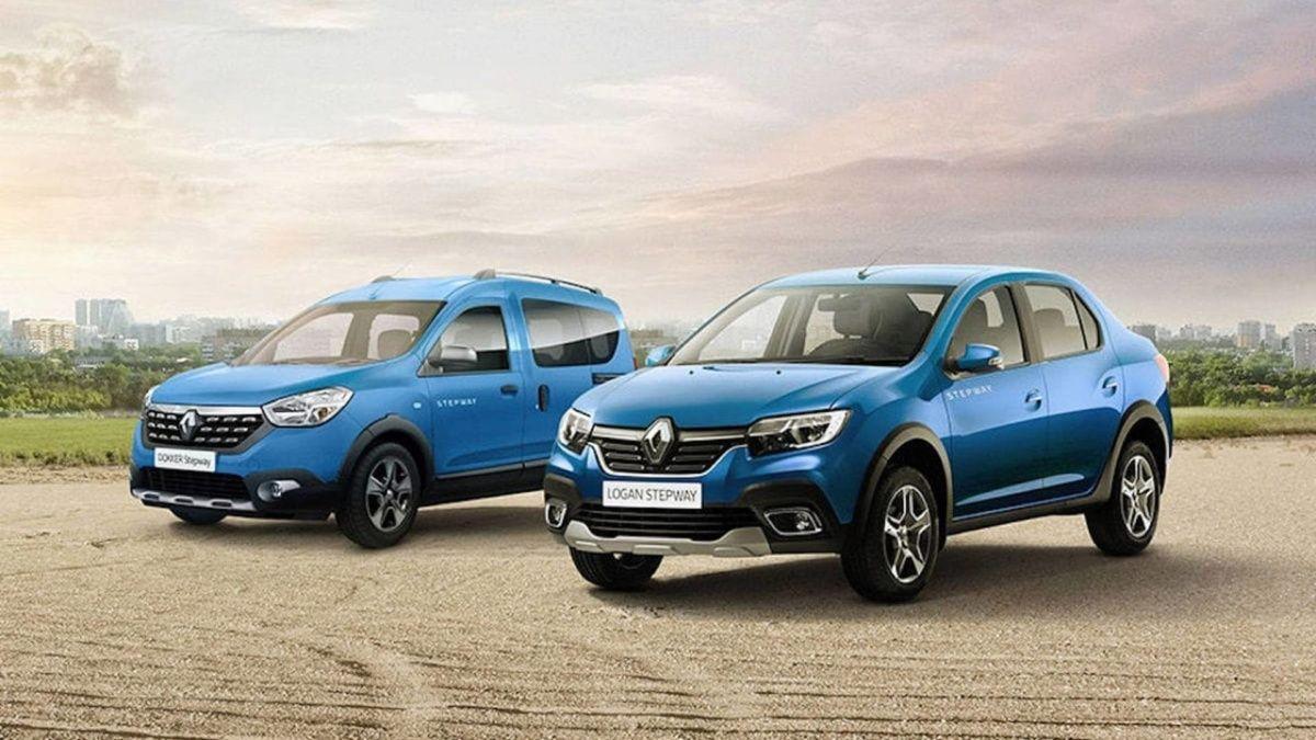 Renault официально представила вседорожный седан Logan 1