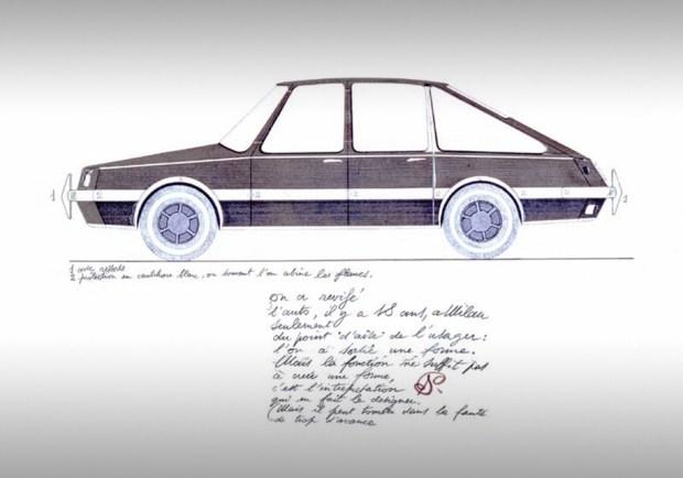 Революционный автодизайн 50-х воплотили в макете машины 65 лет спустя 2