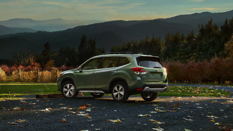 Новый Subaru Forester слегка подорожал 2