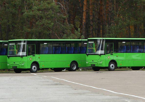 «Богдан» победил в тендере на поставку автобусов пограничникам 1