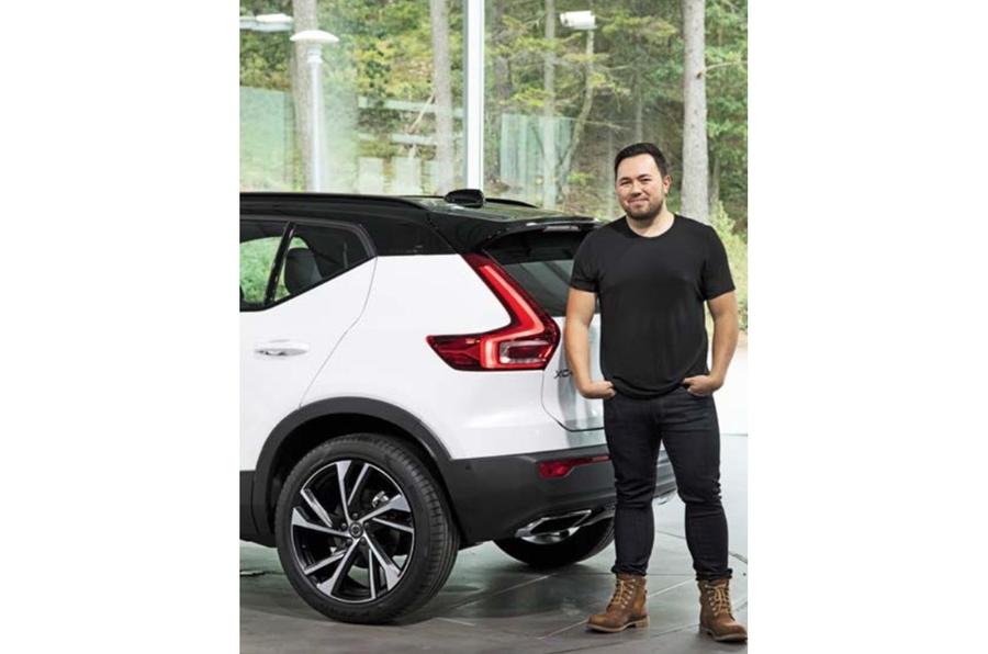 Tesla наняла дизайнера, работавшего над Volvo XC40 1