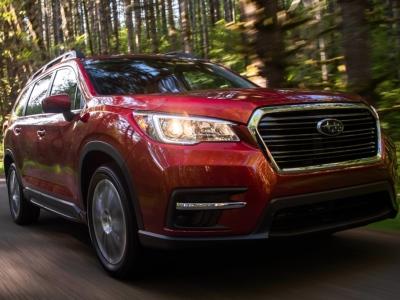 Subaru утилизирует отозванные автомобили 1