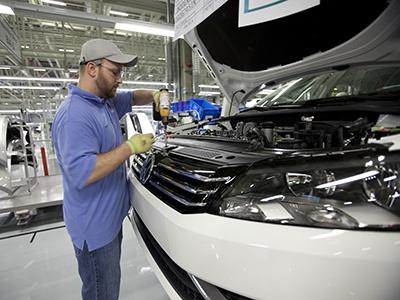 Непослушных немцев отлучат от «грязных» Volkswagen 1