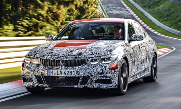 Раскрыты подробности о новой BMW 3-Series 1