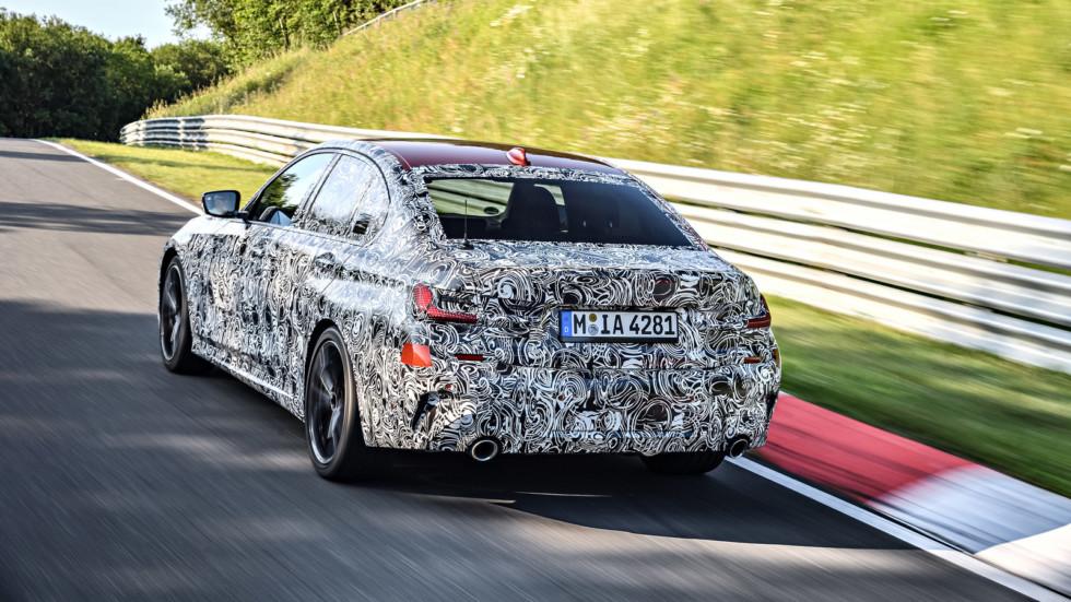 Раскрыты подробности о новой BMW 3-Series 2