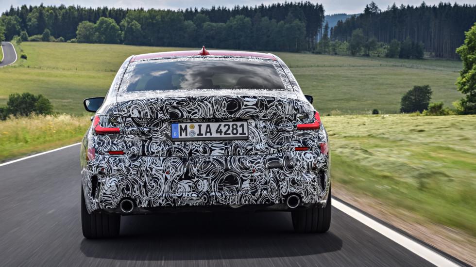Раскрыты подробности о новой BMW 3-Series 3