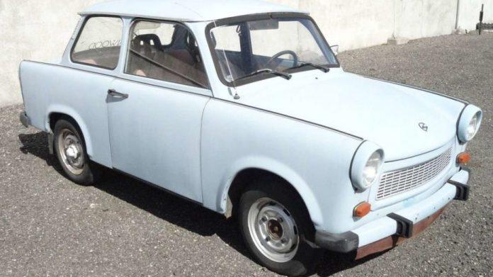 Украинец построил «бюджетный» электромобиль 1
