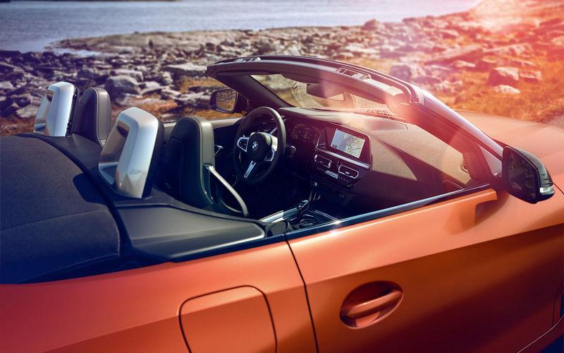 Облик BMW Z4 раскрыли до премьеры 1