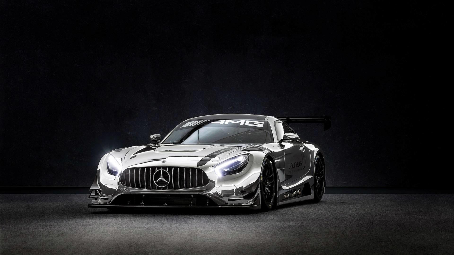Гоночный Mercedes, не выступавший в гонках, пустят с молотка 1