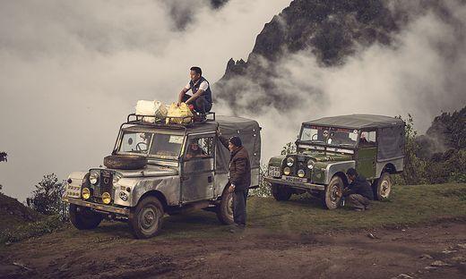 В Гималаях нашли «Страну Land Rover» 1