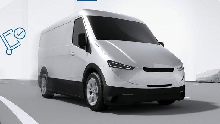 Bosch займется выпуском электрических микроавтобусов 1