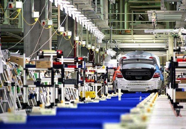 Автопроизводство в Украине продолжает сокращаться 1