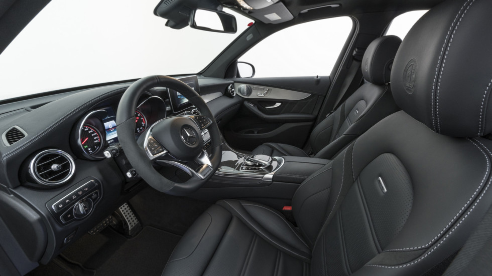 Mercedes-AMG GLC 63 S получил от Brabus больше мощности и карбона 2