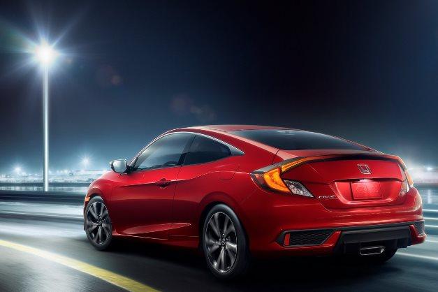 Новую Honda Civic рассекретили в США 2