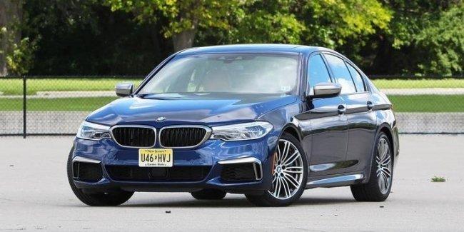 Новая «пятерка» BMW получит двигатель от 8-й серии 1