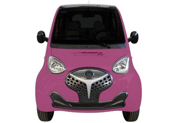Самый дешевый электромобиль вышел на украинский рынок 1