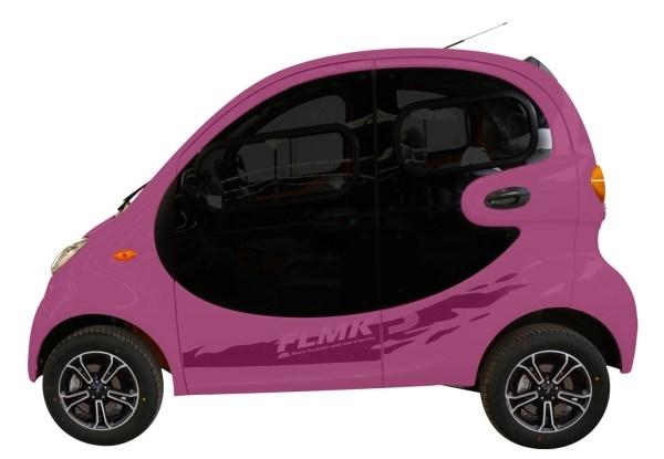Самый дешевый электромобиль вышел на украинский рынок 2