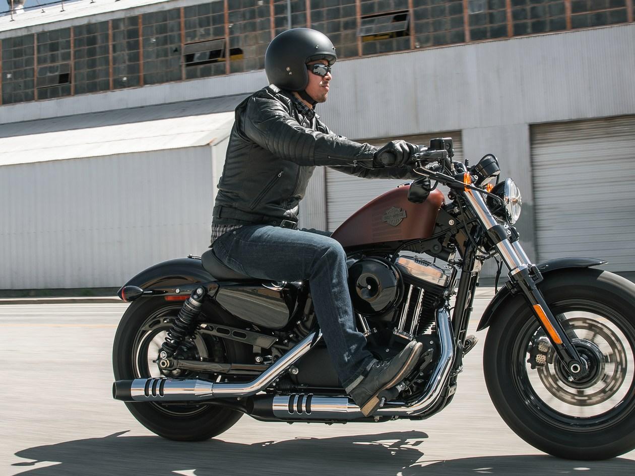 Дональд Трамп поддержал байкеров в бойкоте Harley-Davidson 1