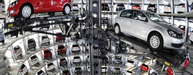 В Украине хотят создавать автоматизированные парковки 1