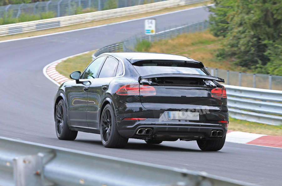 Porsche готовит для Cayenne новый кузов 2