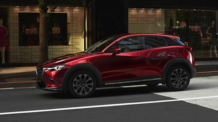 Опубликованы свежие подробности о новой Mazda CX-3 1