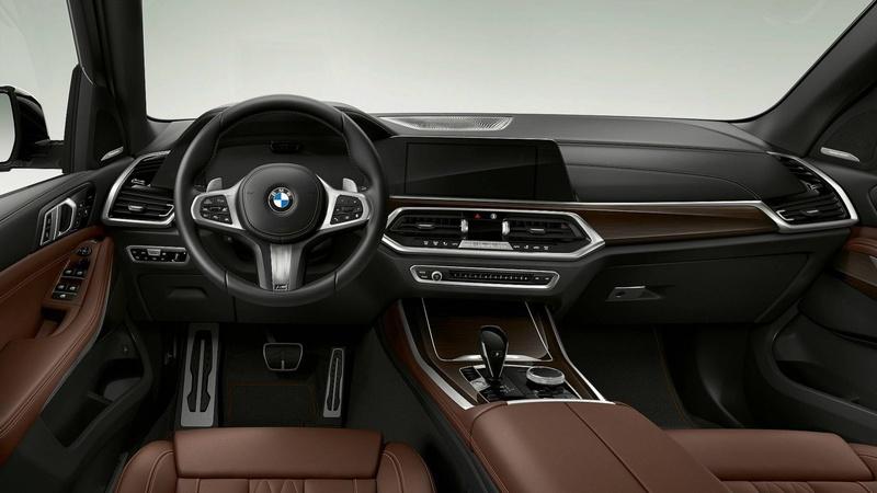 Гибридный BMW X5 стал экономичнее 3