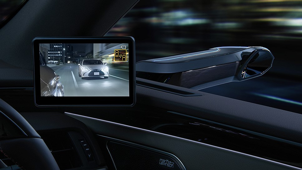 В «дорогой Camry от Lexus» не будет наружных зеркал 1