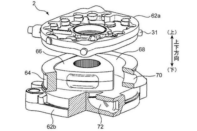 Mazda запатентовала роторный мотор для гибрида 2