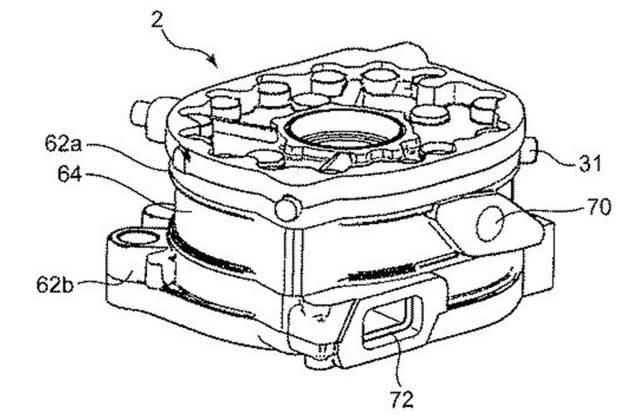 Mazda запатентовала роторный мотор для гибрида 1