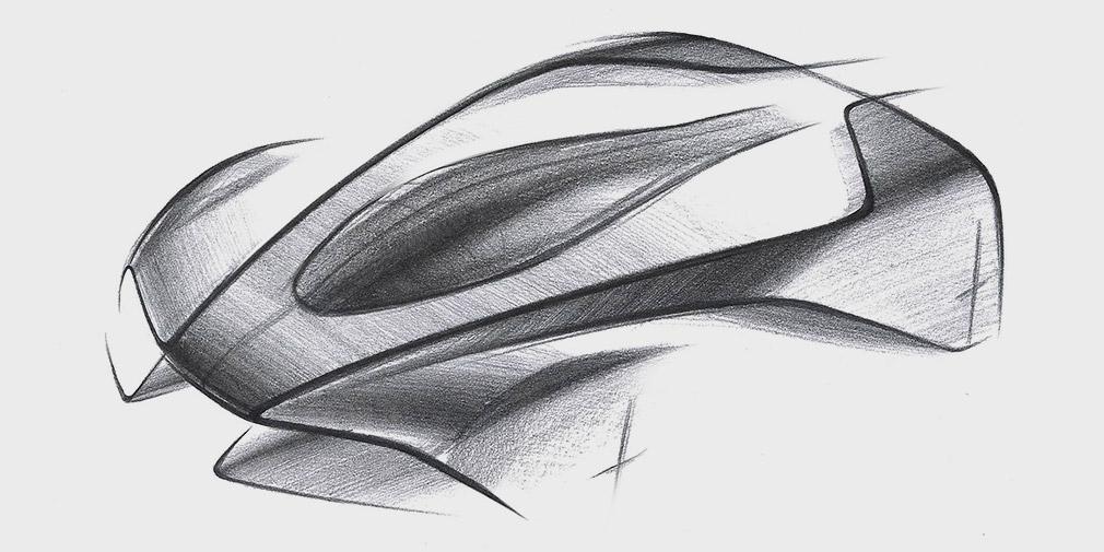 Aston Martin анонсировал новый гиперкар с активной аэродинамикой 1