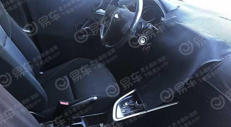Рестайлинговый седан Chevrolet замечен во время тестов 3