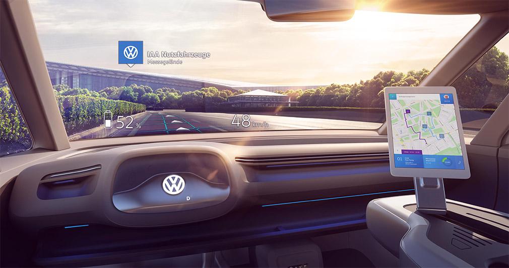 Volkswagen выпустил электрический фургон с 550-километровым запасом хода 2