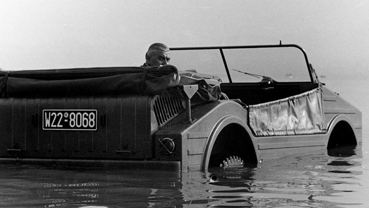 Каким был первый внедорожник Porsche 2