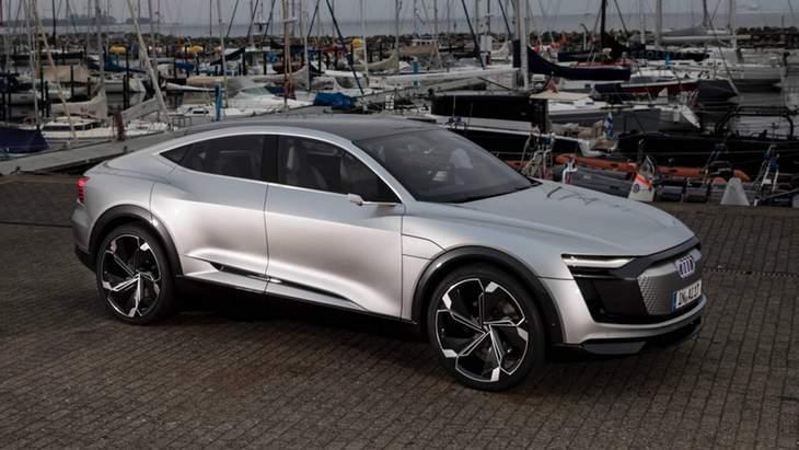 Audi представит 12 новых электромобилей за 7 лет 1