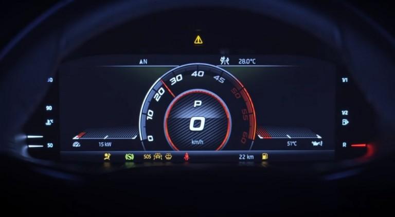 «Заряженный» Skoda Kodiaq RS получит самый мощный дизель и самые большие колёса 2